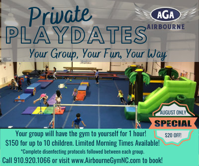 Private Playdates for Website
